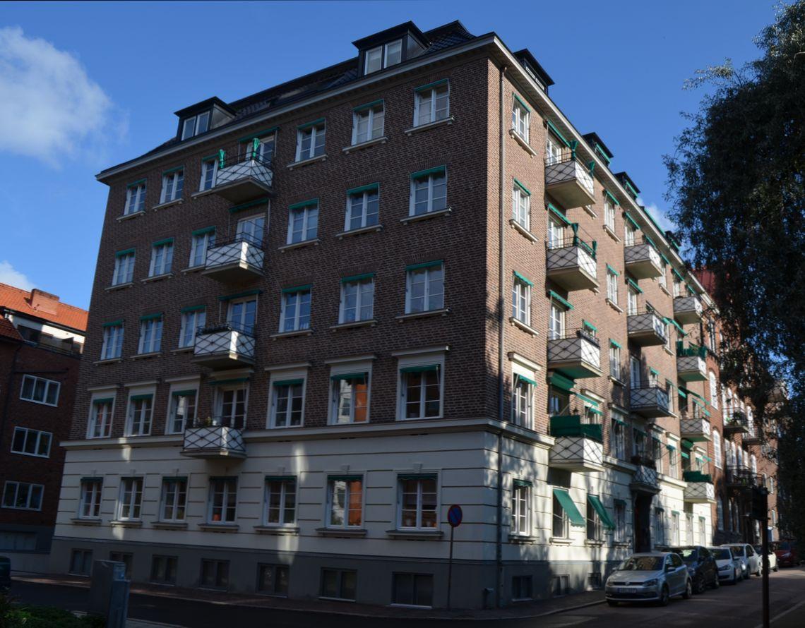 Kung Kristoffersgata 25, Helsingborg