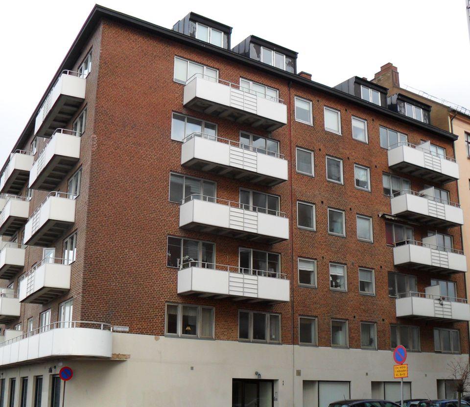 Kronborgsgatan 1, Helsingborg