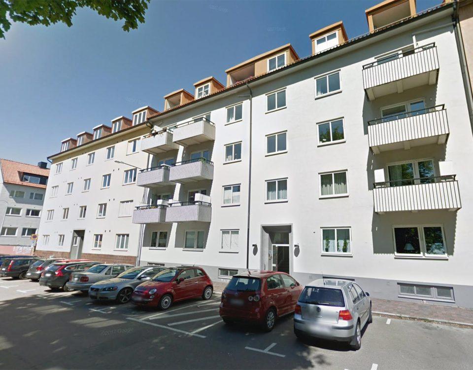 Lilla Möllevångsgatan 12, Helsingborg
