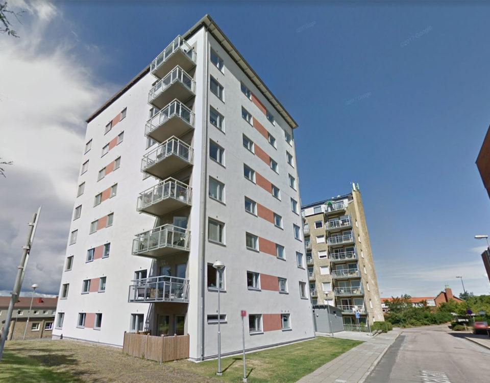 Rosenbergsgatan 6, Helsingborg