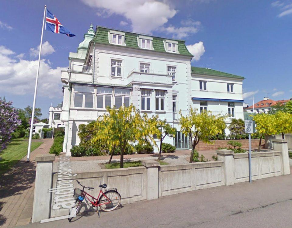 Sehlstedtsgatan 1, Helsingborg