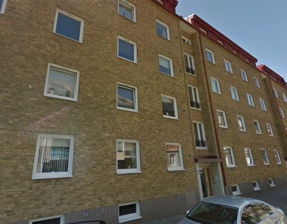 Wrangelsgatan 5-9, Helsingborg